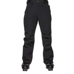 The North Face Freedom Insulated Short Mens Ski Pants, TNF Black, 256