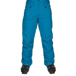 The North Face Freedom Insulated Short Mens Ski Pants, Hyper Blue, 256