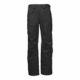 The North Face Freedom Insulated Long Mens Ski Pants, TNF Black, 256