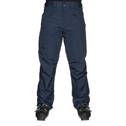 The North Face Freedom Insulated Long Mens Ski Pants, Urban Navy, 256