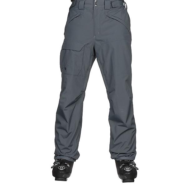The North Face Freedom Mens Ski Pants, Turbulence Grey, 600