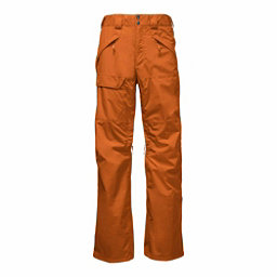 The North Face Freedom Mens Ski Pants, Autumnal Orange, 256