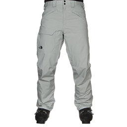 The North Face Freedom Mens Ski Pants, High Rise Grey, 256