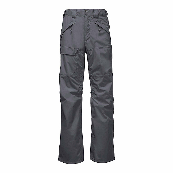 The North Face Freedom Short Mens Ski Pants, Asphalt Grey, 600