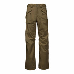 The North Face Freedom Short Mens Ski Pants, Military Olive, 256