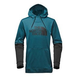 The North Face  Mens Hoodie, Egyptian Blue Dark Heather-TNF, 256