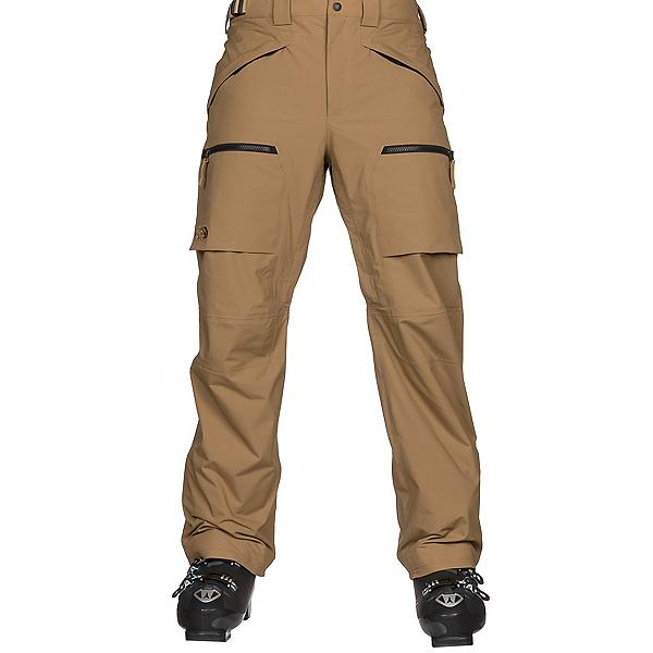 The North Face Slashback Cargo Mens Ski Pants, British Khaki, 600