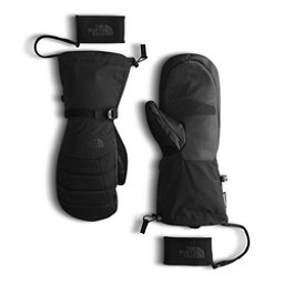 The North Face GORE-TEX Montana Mittens, TNF Black, 256