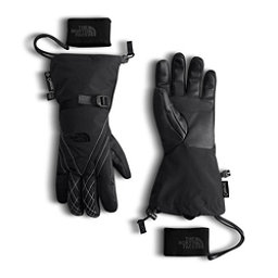 The North Face GORE-TEX Montana Womens Gloves, TNF Black, 256
