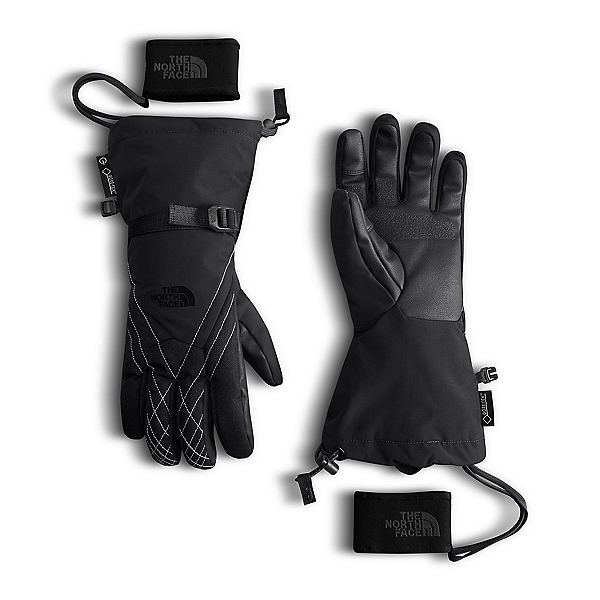 The North Face GORE-TEX Montana Womens Gloves, TNF Black, 600