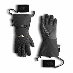 The North Face GORE-TEX Montana Womens Gloves, Asphalt Grey-Buttercream Ivory, 256