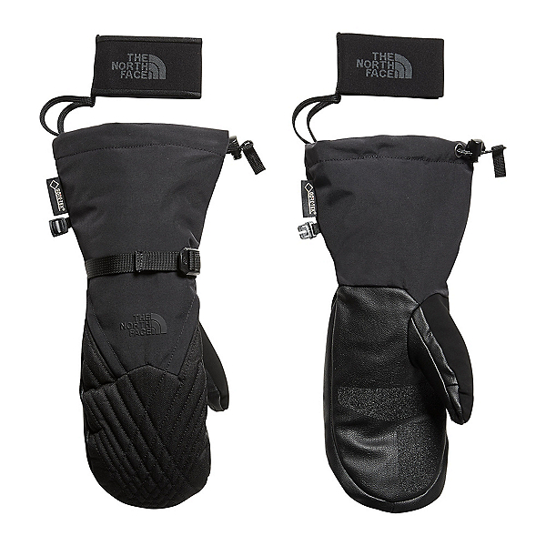 The North Face Montana GORE-TEX Womens Mittens, TNF Black, 600