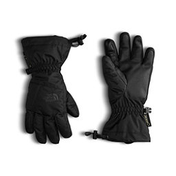 The North Face GORE-TEX Montana Kids Gloves, TNF Black, 256