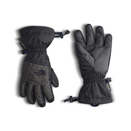 The North Face GORE-TEX Montana Kids Gloves, Graphite Grey-Cosmic Blue, 256