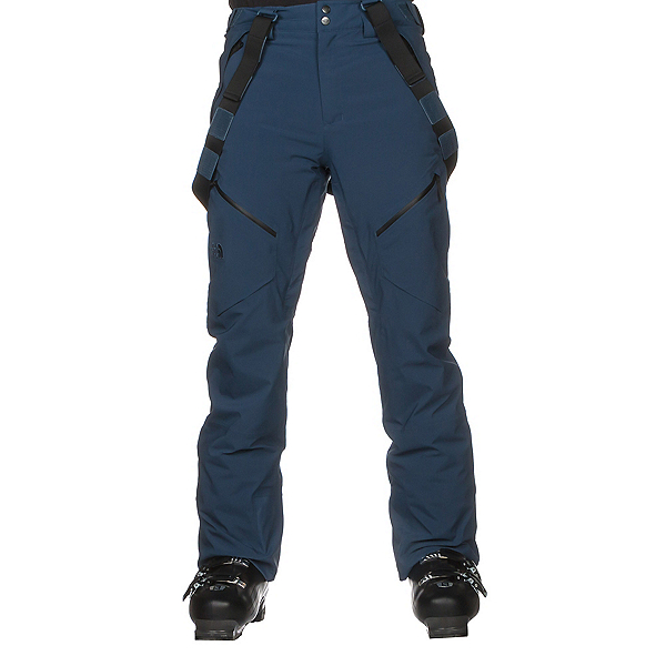 The North Face Anonym Mens Ski Pants, Shady Blue, 600