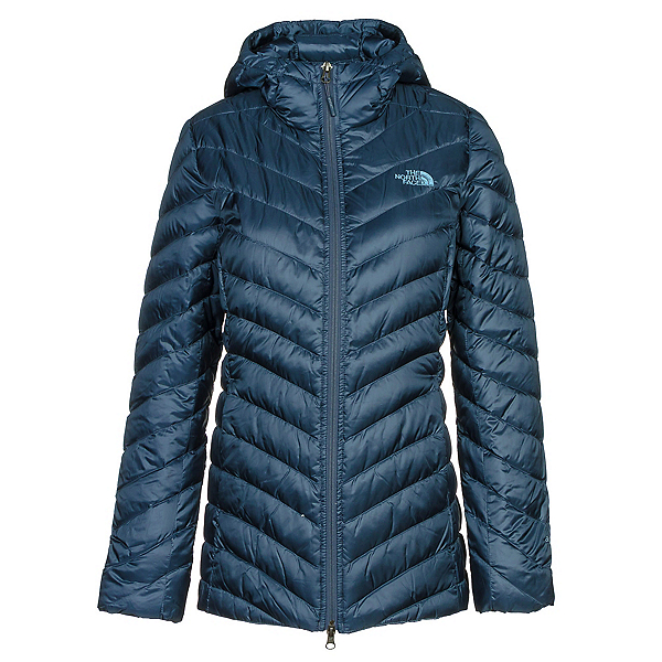 The North Face Trevail Parka Womens Jacket, Ink Blue, 600