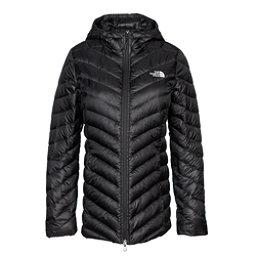 The North Face Trevail Parka Womens Jacket, TNF Black, 256