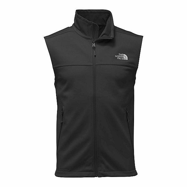 The North Face Apex Canyonwall Mens Vest, TNF Black-TNF Black, 600
