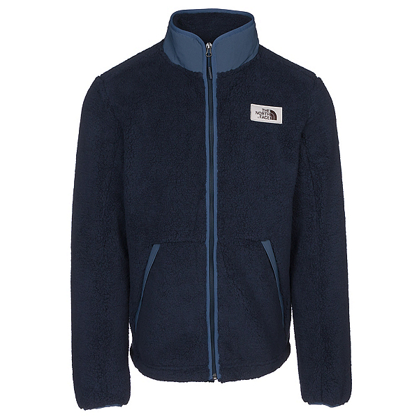 The North Face Campshire Full Zip Mens Jacket, Urban Navy, 600