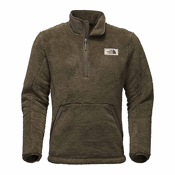 The North Face Campshire Pullover, Burnt Olive Green, 600