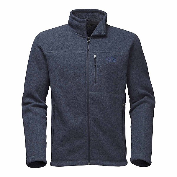 The North Face Gordon Lyons Full Zip Mens Jacket, Urban Navy Heather, 600