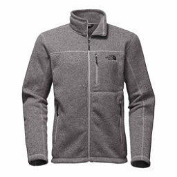 The North Face Gordon Lyons Full Zip Mens Jacket, TNF Medium Grey Heather, 256