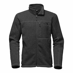 The North Face Gordon Lyons Full Zip Mens Sweater, TNF Dark Grey Heather, 256