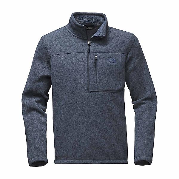 The North Face Gordon Lyons 1/4 Zip Mens Sweater, Urban Navy Heather, 600