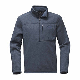 The North Face Gordon Lyons 1/4 Zip Mens Mid Layer, Urban Navy Heather, 256