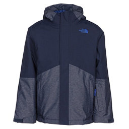 The North Face Boundary Triclimate Boys Ski Jacket, Cosmic Blue, 256