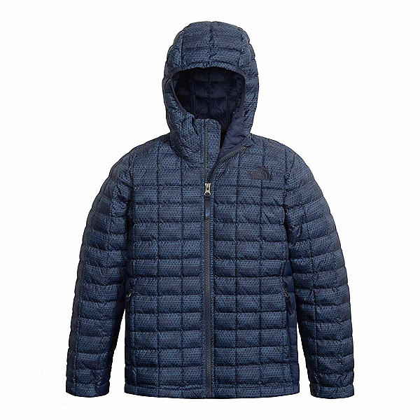 The North Face ThermoBall Hoodie Kids Midlayer (Previous Season), , 600