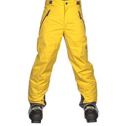 The North Face Freedom Insulated Kids Ski Pants, Canary Yellow, 256