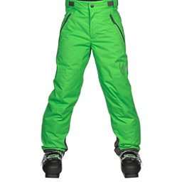 The North Face Freedom Insulated Kids Ski Pants, Krypton Green, 256