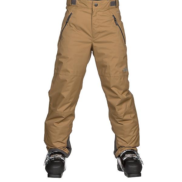 The North Face Freedom Insulated Kids Ski Pants, British Khaki, 600