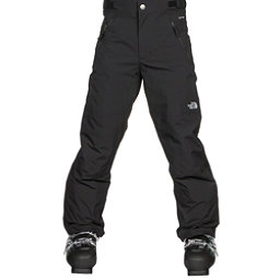 The North Face Freedom Insulated Kids Ski Pants, TNF Black, 256