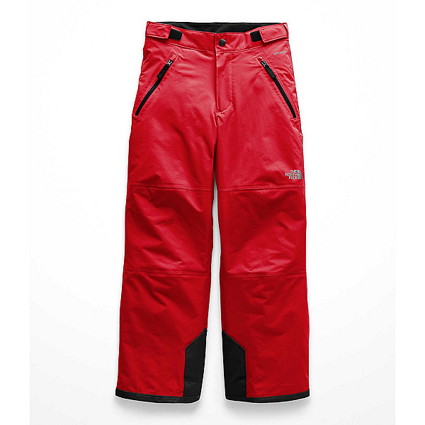 The North Face Freedom Insulated Kids Ski Pants (Previous Season), TNF Red, 600
