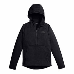 The North Face Boys Tech Glacier 1/4 Zip Kids Midlayer, TNF Black, 256