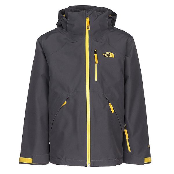 The North Face Fresh Tracks Triclimate Boys Ski Jacket, Graphite Grey, 600