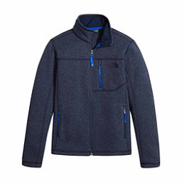 The North Face Gordon Lyons Full Zip Boys Jacket, Cosmic Blue Heather, 256
