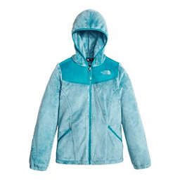 The North Face Oso Hoodie Girls Jacket, Nimbus Blue, 256