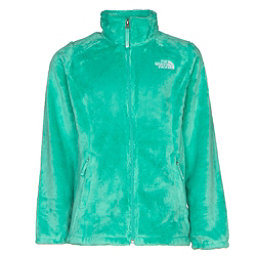 The North Face Osolita Girls Jacket, Bermuda Green, 256
