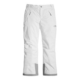The North Face Freedom Insulated Girls Ski Pants, TNF White, 256