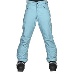 The North Face Freedom Insulated Girls Ski Pants, Nimbus Blue, 256
