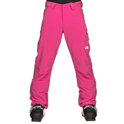 The North Face Powdance Girls Ski Pants, Petticoat Pink, 256