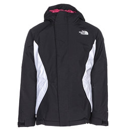 The North Face Kira Triclimate Girls Ski Jacket, TNF Black, 256