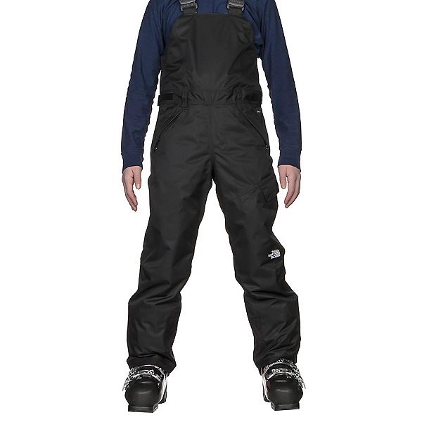 The North Face Arctic Bib Girls Ski Pants, TNF Black, 600