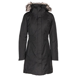 The North Face Arctic Parka II w/Faux Fur Womens Jacket, TNF Black, 256