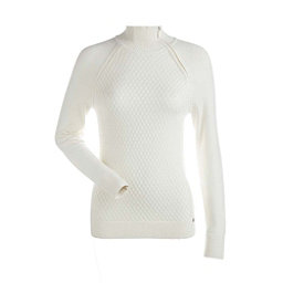 NILS Sigrid Womens Sweater, Winter White-Winter White, 256
