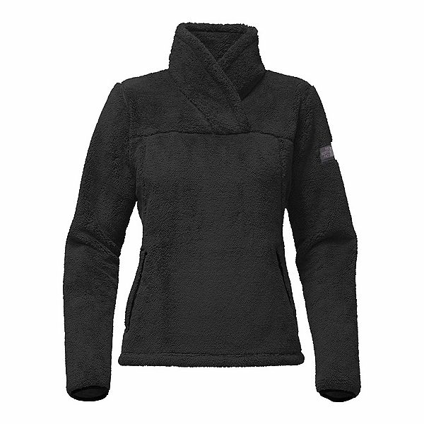The North Face Campshire Womens Pullover, TNF Black, 600