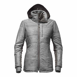 The North Face Pseudio Long Womens Jacket, TNF Dark Grey Heather, 256